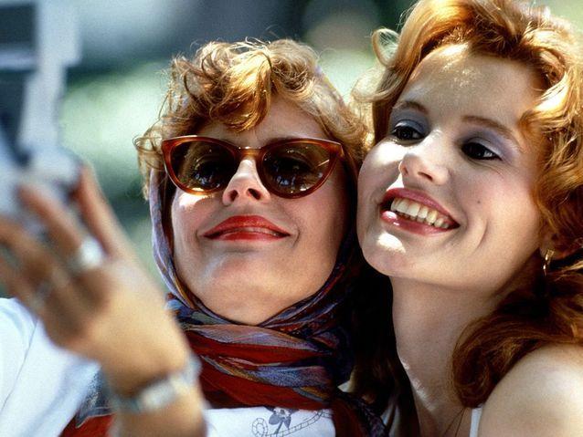 Susan Sarandon dans « Thelma et Louise » (1991)