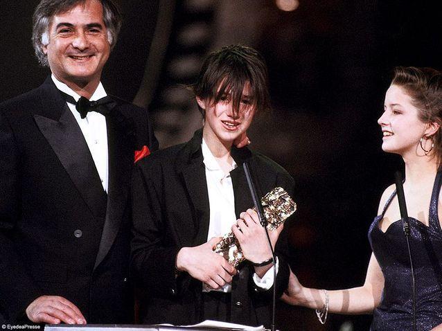 Charlotte Gainsbourg récompensée