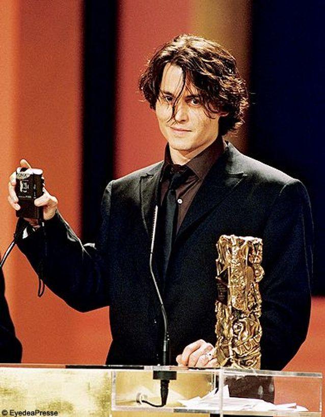 Johnny Depp parle français