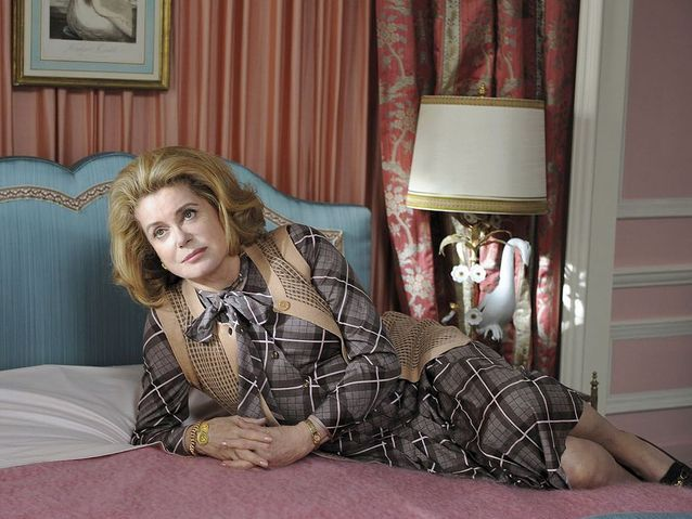 Catherine Deneuve dans « Potiche » (2010)