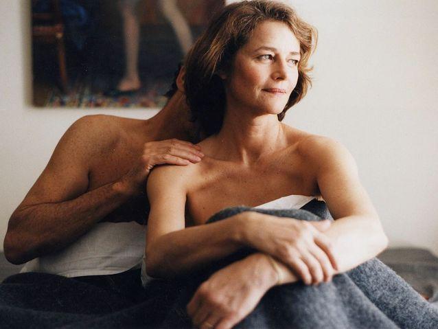Charlotte Rampling dans « Sous le sable » (2000)