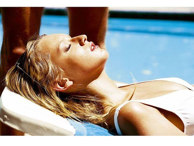 Ludivine Sagnier Dans Swimming Pool 2003 Les Sulfureuses Egeries De Francois Ozon Elle
