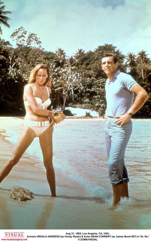 «James Bond 007 contre Dr No», de Terence Young, 1962