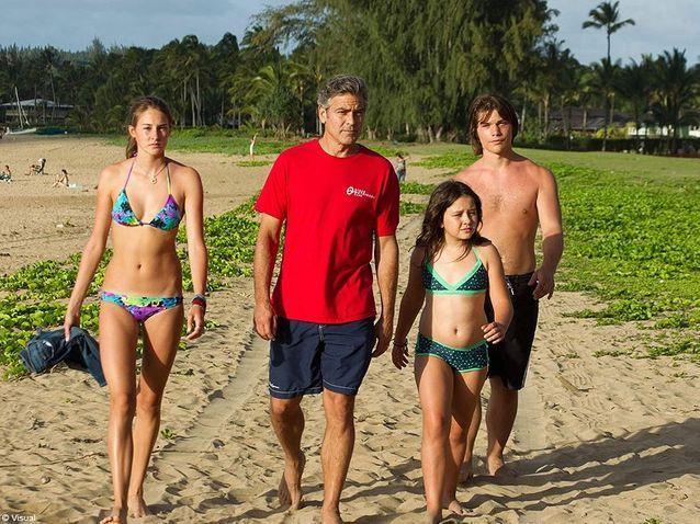 George Clooney pour « The Descendants »