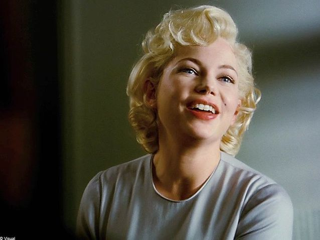 Michelle Williams pour « My week with Marilyn »