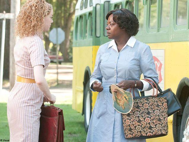 Viola Davis pour « La couleur des sentiments »