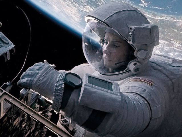 «Gravity» d'Alfonso Cuaron