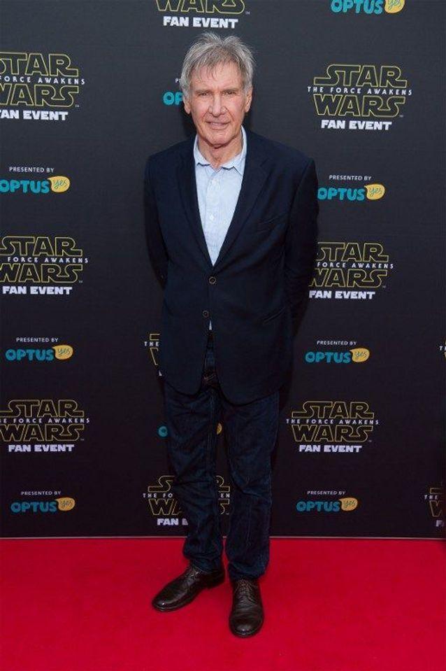 Harrison Ford aujourd'hui