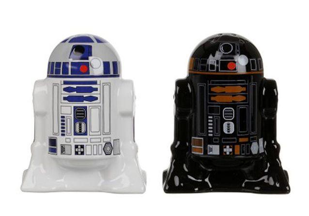 Star wars les objets d riv s les plus cool de la galaxie elle - Grille pain dark vador france ...