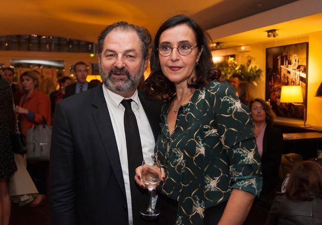 Denis Olivennes et Florence Ben Sadoun