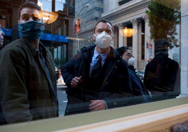 Coronavirus : 15 films qui ont mis en scène des épidémies