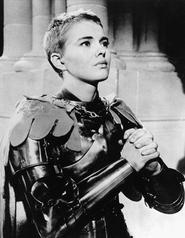 Jean Seberg dans « Sainte Jeanne » (1957)