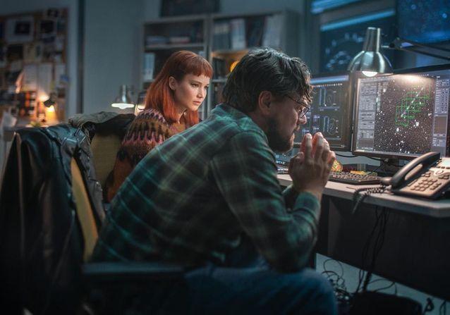« Don't Look Up » sur Netflix : Leonardo DiCaprio, Jennifer Lawrence, Timothée Chalamet… le casting se dévoile en images