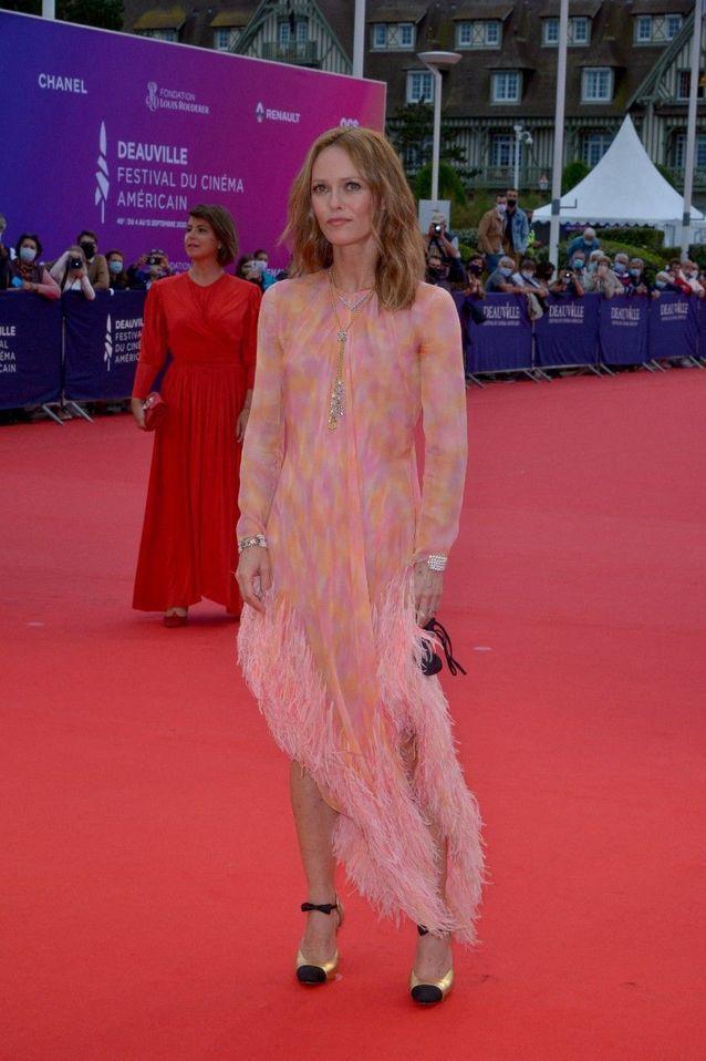 Vanessa Paradis, présidente du jury du Festival de Deauville 2020