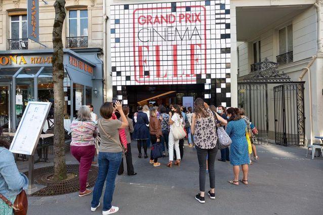 Le Grand Prix Cinéma ELLE 2021 commence