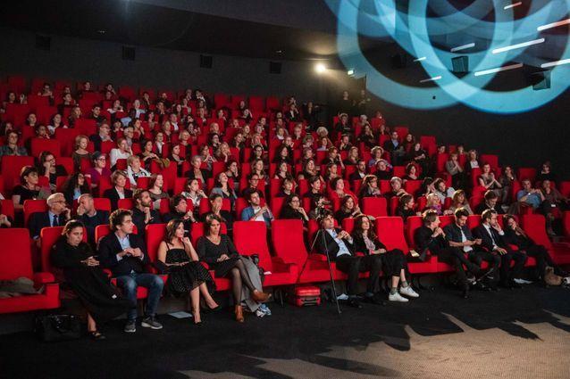 Le Grand Prix du Cinéma ELLE 2018 avec Sisley Paris