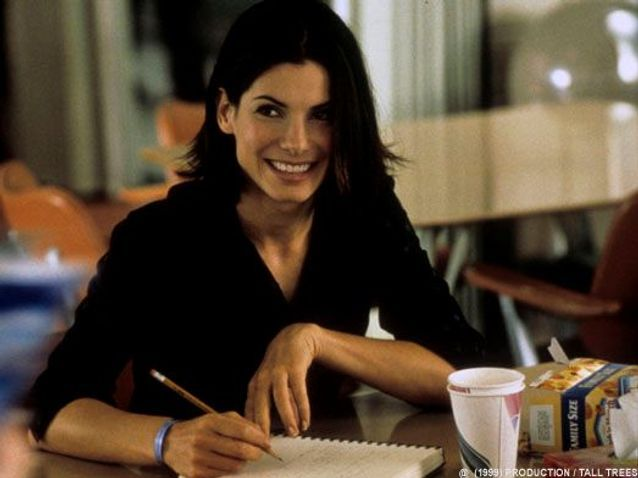 Sandra Bullock en 10 films