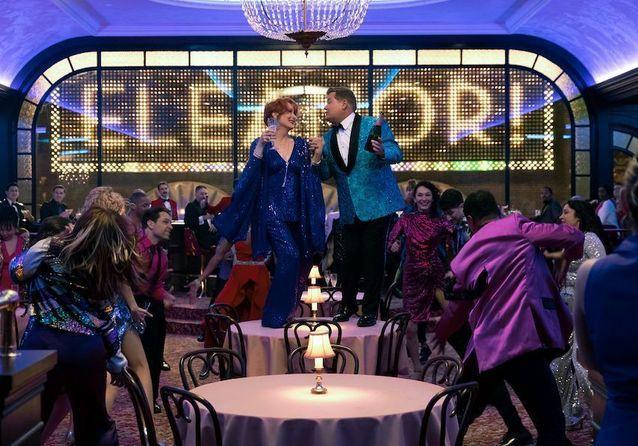The Prom sur Netflix : Meryl Streep, Nicole Kidman, Kerry Washington… les premières images du film de Ryan Murphy sont là