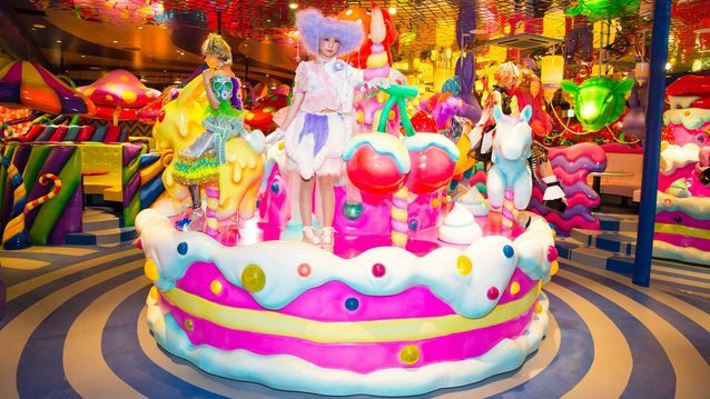 Le Kawaii Monster Cafe, la terre sainte du kawaii