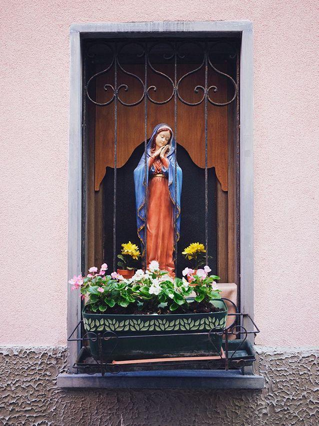 Une icône toujours présente en Italie