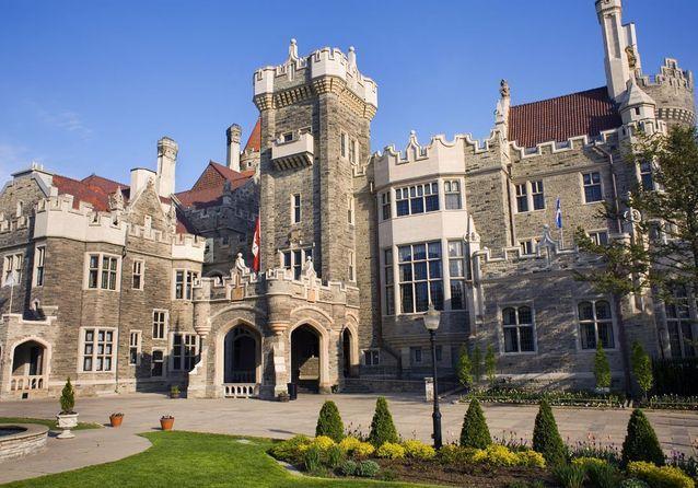 Le Château de Casa Loma, au Canada