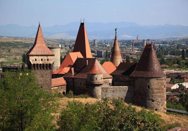 Le Château de Hunyad, en Roumanie