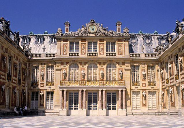 Le Château de Versailles, en France