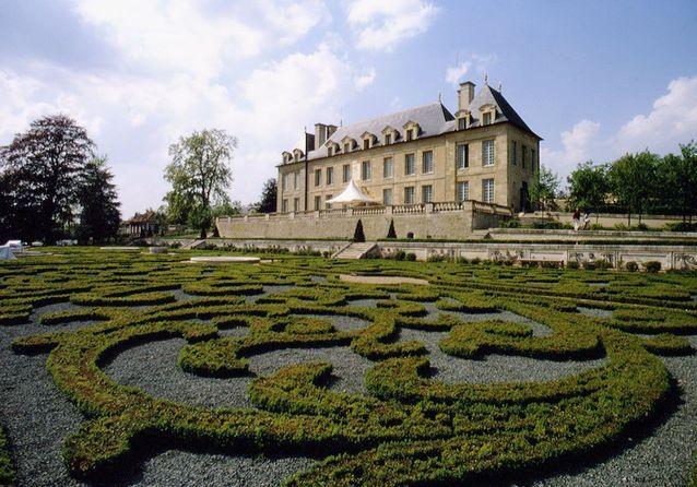Le Château d'Auvers-sur-Oise
