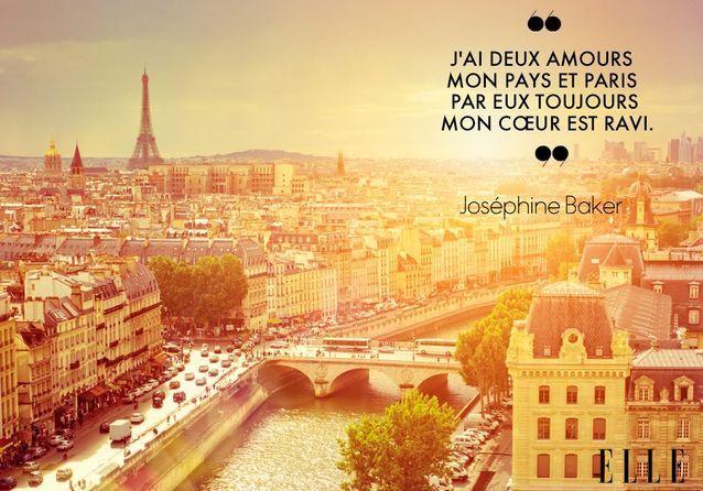 Les Plus Belles Citations Sur Paris Elle
