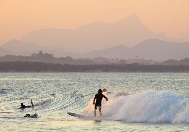 Byron Bay, en Australie