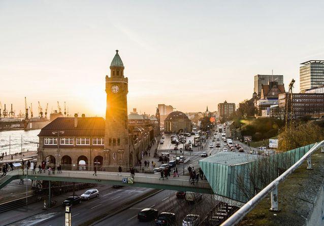 Hambourg en Allemagne