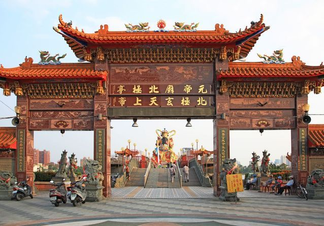 Kaohsiung en Taïwan
