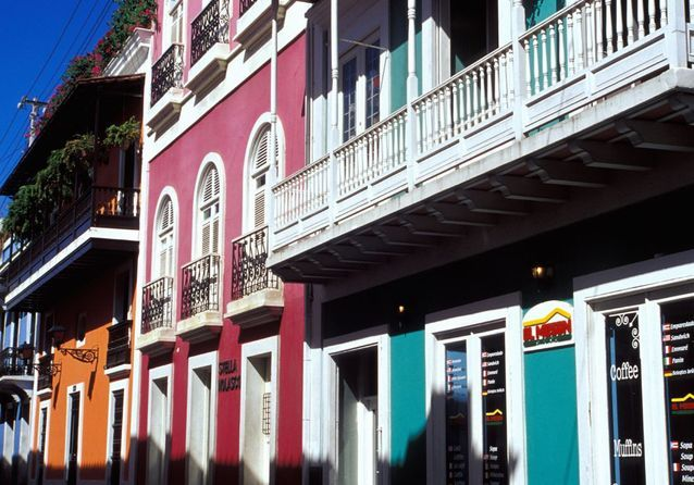 San Juan à Porto Rico