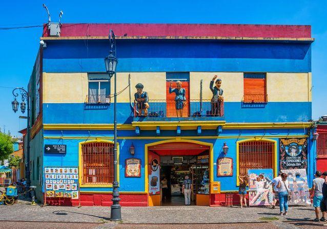 Buenos Aires, en Argentine