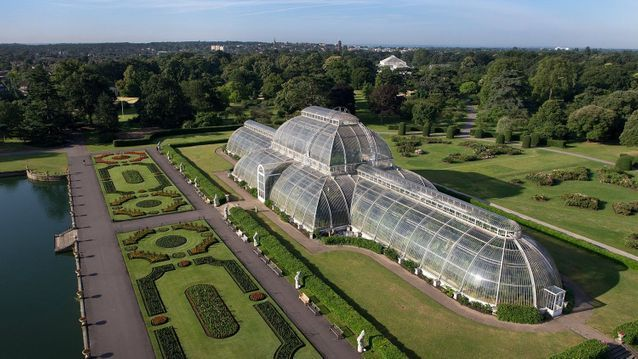 Kew Garden, la campagne anglaise