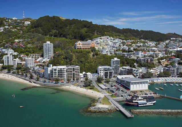 10. Wellington, en Nouvelle-Zélande