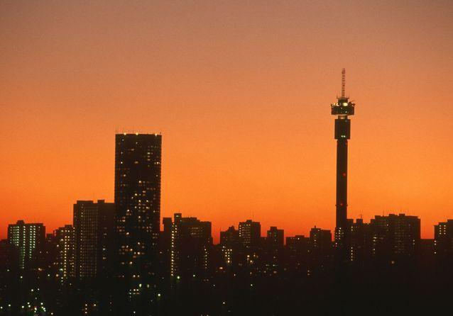 8. Johannesbourg, en Afrique du sud