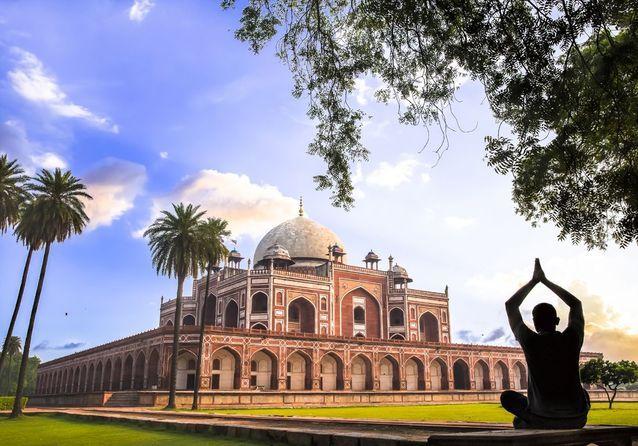 9. New Delhi, en Inde