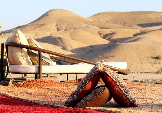 La Pause au Maroc