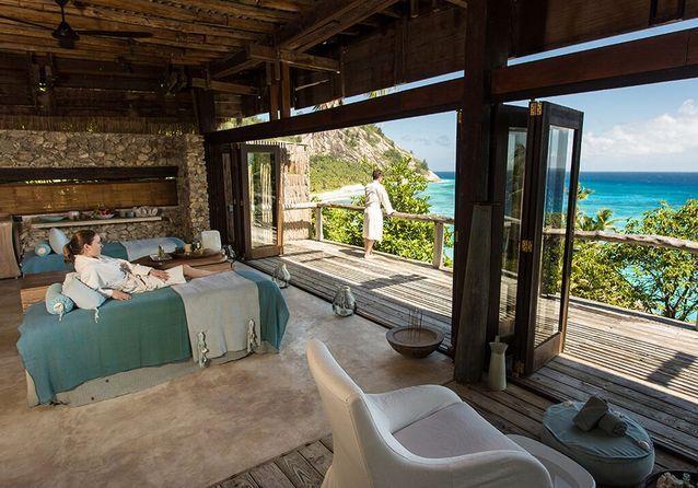 North Island aux Seychelles