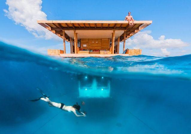 Le Manta Resort, en Tanzanie