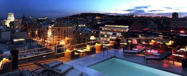 À Barcelone : Majestic Hotel & Spa Barcelona GL*****