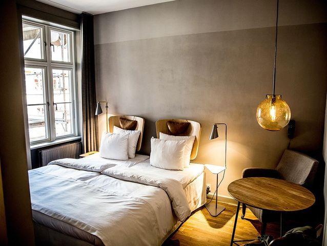À Copenhague : l'hôtel SP34