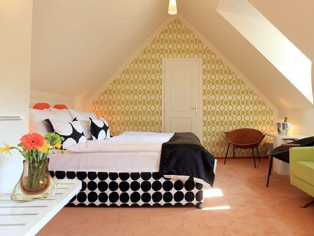 À Prague : l'hôtel Sax