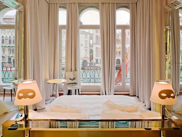 À Venise: l'hôtel PalazzinaG
