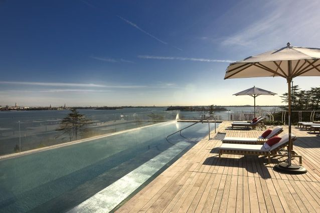 A Venise : le JW Marriott Venice Resort & Spa*****