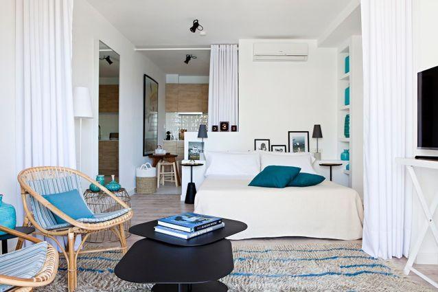 Un studio loft design