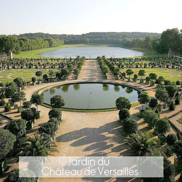 Jardins Du Chateau De Versailles Ou Sont Les Plus Beaux Jardins De