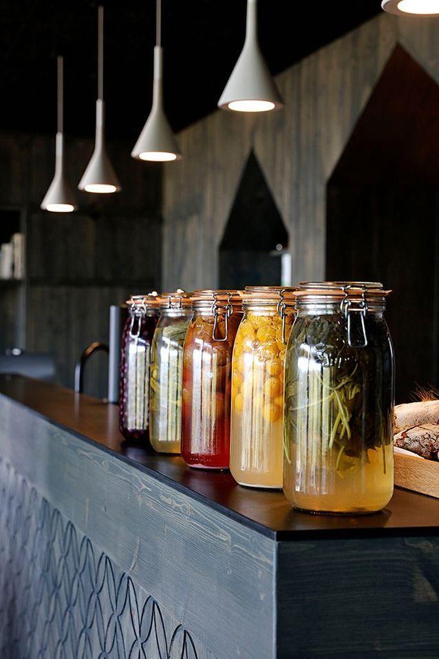 Les bocaux du chef : des légumes lacto-fermentés