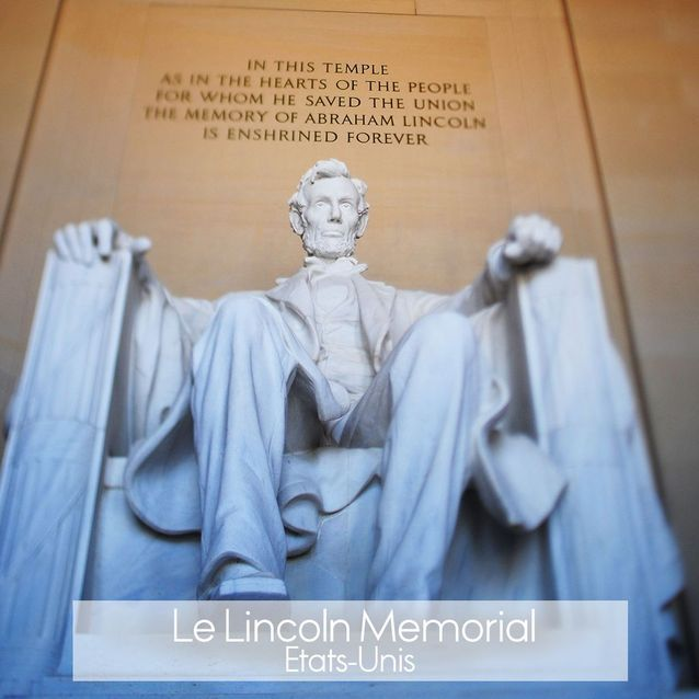 Le Lincoln Memorial à Washington
